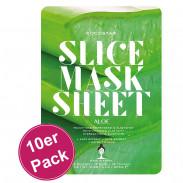 Kocostar Slice Mask Aloe Vera 10er Pack