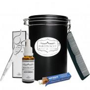 Bartpracht Deluxe Bartpflege Set