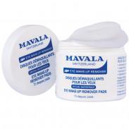Mavala Augen-Make-Up Entferner Pads 75 Stück