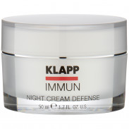 Klapp Cosmetics Immun Night Cream Defense 50 ml