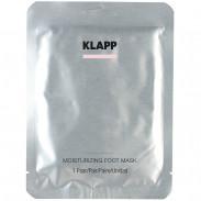 Klapp Cosmetics Repagen Moisturizing Foot Mask 3 Stk.