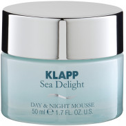 Klapp Cosmetics Sea Delight Day & Night Mousse 50 ml