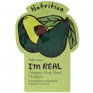 TonyMoly I'm Real Avocado Sheet Mask 29 g