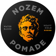 Nozem Water Based Heavy Hold Pomade