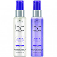 Schwarzkopf BC Bonacure Keratin Smooth Perfect Layering Treatment Duo