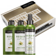 John Frieda GNTM Box Repair & Detox Set