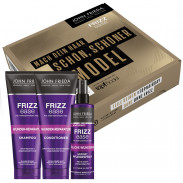 John Frieda GNTM Box Frizz Ease Set