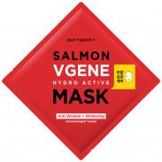 Duft & Doft Salmon Vgene Mask 1 Stück