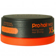 Morfose Pro Hair Wax X5 Orange 150 ml