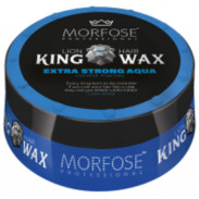 Morfose King Wax Blau Extra Strong Aqua 175 ml