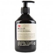 INSIGHT Anti-Yellow Shampoo 400 ml