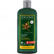 LOGONA Glanz Shampoo Bio-Arganöl 250 ml