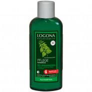 LOGONA Pflege Shampoo Bio-Brennnessel 75 ml
