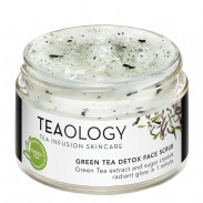 Teaology Green Tea Detox Face Scrub 50 ml