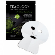 Teaology Green Tea Miracle Face & Neck Mask 6x 30 ml