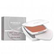 Mavala Wet & Dry Puder Kasbah/ Dunkles Rotbraun 10 g