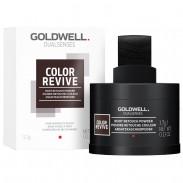 Goldwell Dualsenses Color Revive Ansatzpuder Dunkelbraun bis Schwarz 3,7 g
