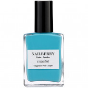 Nailberry Colour Santorini vibrant turquoise 15 ml