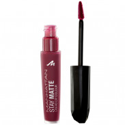 Manhattan Stay Matte Liquid Lip Colour 600 Statue of Burgundy 5,5 ml