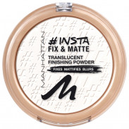 Manhattan Insta Fix & Matte Powder 001 Clear 8 g
