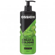 Morfose Ossion Cream Cologne Menthol 400 ml