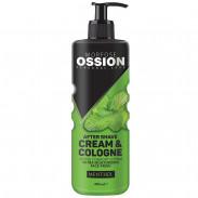 Morfose Ossion Cream Cologne Menthol 400 ml