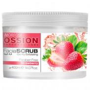 Morfose Ossion Facial Scrub Strawberry 400 ml