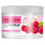 Morfose Ossion Facial Scrub Raspberry 400 ml