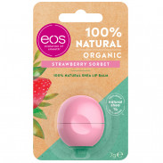 eos Organic Strawberry Sorbet Sphere Lip Balm 7 g