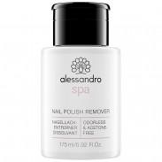 Alessandro Spa Nail Polish Remover 175 ml