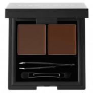 STAGECOLOR Brow Kit Powder & Wax 137 Medium Brown