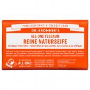 Dr. Bronner's Reine Naturseife Teebaum 140 g