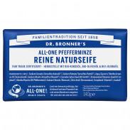Dr. Bronner's Reine Naturseife Pfefferminze 140 g