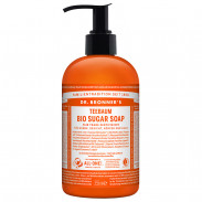 Dr. Bronner's Bio Sugar Soap Teebaum 355 ml