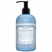 Dr. Bronner's Bio Sugar Soap Baby-Mild 355 ml