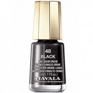 Mavala Mini Color Nagellack schwarz 5 ml