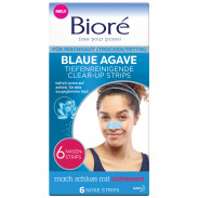 BIORÉ Tiefenreinigende Clear-Up Strips 6 Stk.