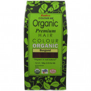 Radico Colour Me Organic Burgundy 100 g