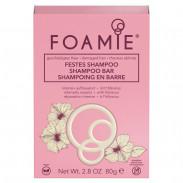FOAMIE Festes Shampoo - Hibiskiss 80 g
