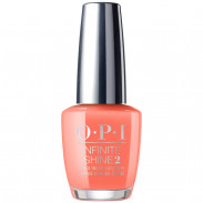 OPI Neon Collection Infinite Shine Orange You a Rock Star? 15 ml