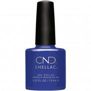 CND Shellac New Wave Blue Eyeshadow 7,3 ml
