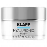 Klapp Cosmetics Hyaluronic Mask 15 ml