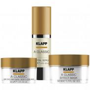 Klapp Cosmetics A Classic Face Care Geschenkset