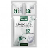 Klapp Mask.Lab Aloe Vera Moisturizing Mask 1 Stk.