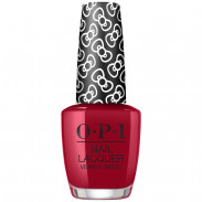 OPI Hello Kitty Collection Nail Laquer A Kiss on the Chìc 15 ml