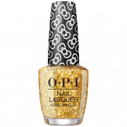OPI Hello Kitty Collection Nail Laquer Glitter all the way 15 ml