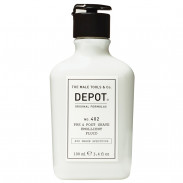 DEPOT 402 Pre & Post Shave Emollient Fluid 100 ml