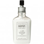 DEPOT 408 Moisturizing After Shave Balm fresh black pepper 100 ml