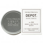 DEPOT 502 Beard & Moustache Butter 30 ml