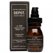 DEPOT 505 Conditioning Beard Oil mysterious Vanilla 30 ml